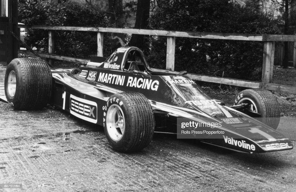 Sport, Motor Racing, England Brands Hatch, The new Martini
