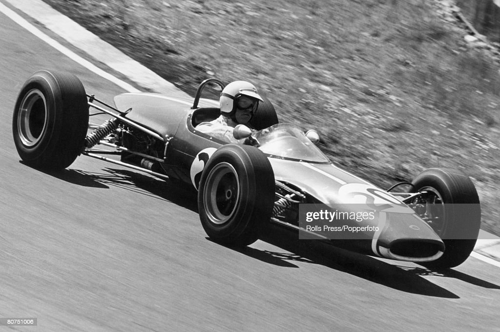 Sport Motor Racing. England. May 1966. Cacho Fangio racing in the ...