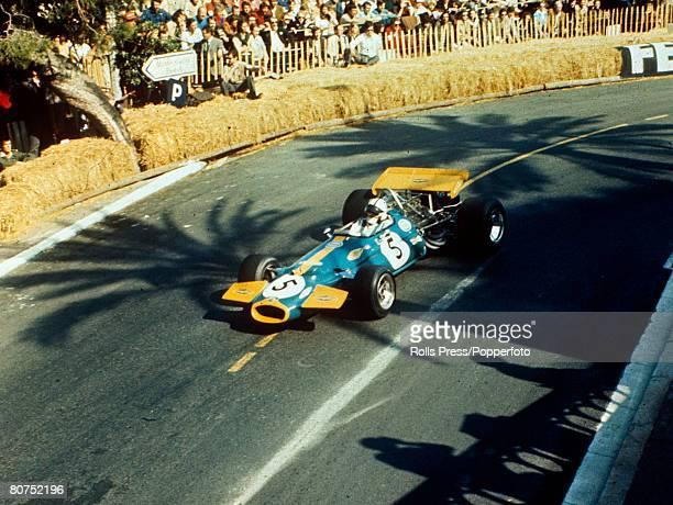 1970 Monaco Grand Prix Australian Grand Prix driver Jack Brabham racing Jack Brabham was world champion 3 times