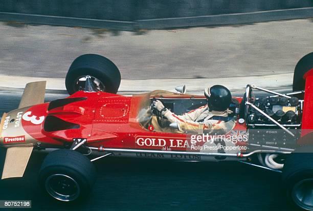 Sport, Motor Racing, Formula One, pic: 1970, Monaco Grand Prix, Austria's Jochen Rindt in the Lotus during the 1970 Monaco Grand Prix, Jochen Rindt...