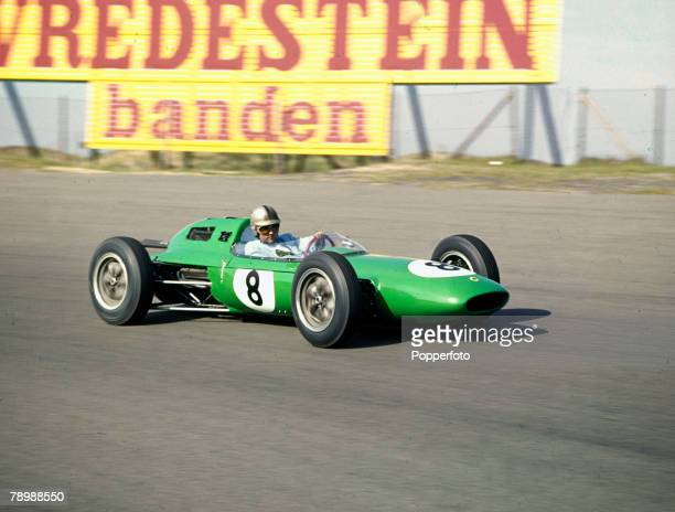 Sport, Motor Racing, Formula One, pic: 20th May 1962, Dutch Grand Prix at Zandvoort, Jack Brabham, Australia in the Lotus-Climax, Jack Brabham won 3...
