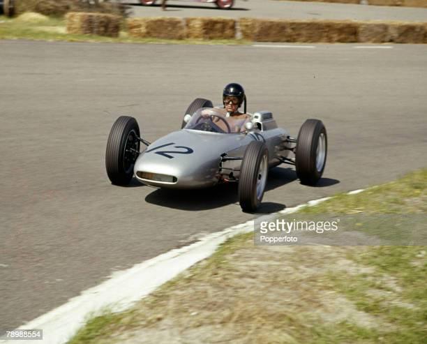 20th May 1962 Dutch Grand Prix at Zandvoort Dan Gurney Usa driving a Porsche