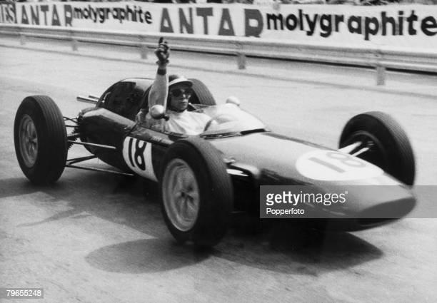 Sport, Motor Racing, Formula One, pic: circa 1968, Great Britain's Jim Clark in the Lotus in practice for the Monaco Grand Prix, Jim Clark, a Scot,...