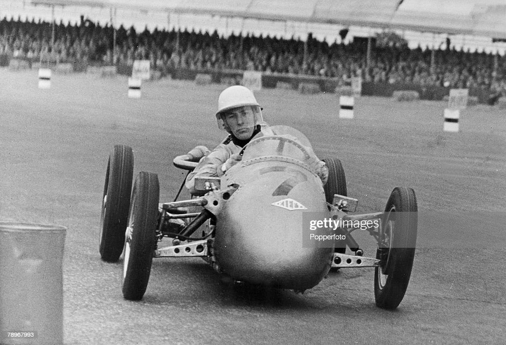 Image result for stirling moss 1950s images