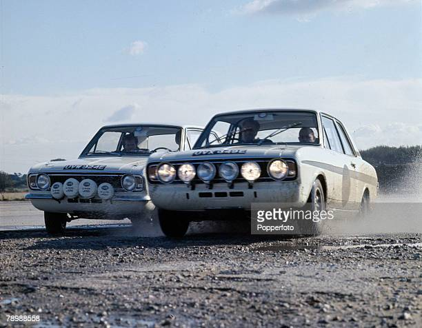 Ford Cortina Photos Et Images De Collection Getty Images