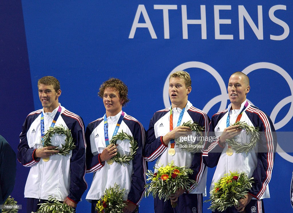 Sport, Olympic Games, Athens, Greece, 17th August 2004 ...