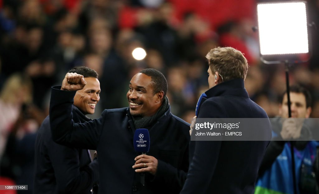 BT Sport pundits Jermaine Jenas, Paul Ince and Jake