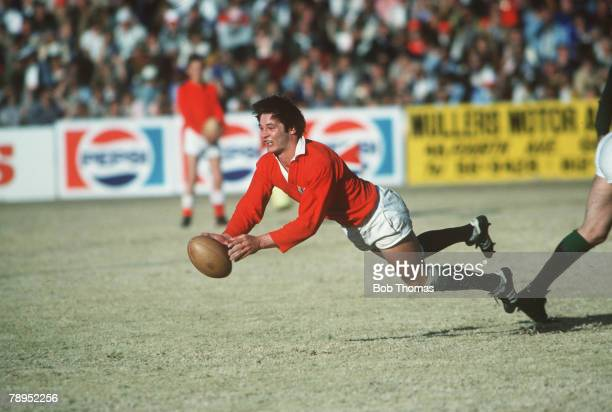 1980 British Lions Tour of South Africa Terry Holmes British Lions scrum half Terry Holmes was perhaps the best home nations scrum half of the 1980's...