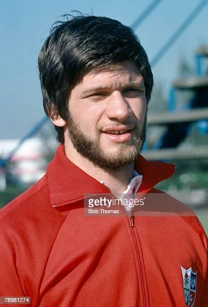 1980 Gareth Williams 1980 British Lions