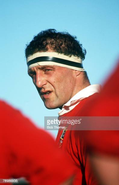 Sport, Rugby Union, pic: 1993, British Lions Tour, Wade Dooley, British Lions