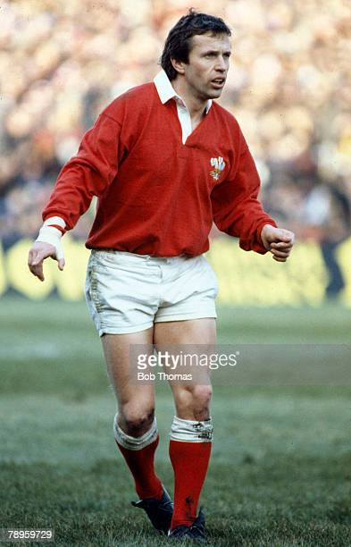 19th February 1983 5 Nations Championship at Murrayfield Scotland 15 v Wales 19 Elgan Rees Wales