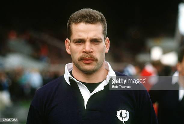 5th March 1988 Matt Duncan Scotland