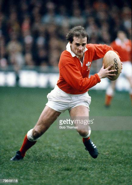 corca 1980 Peter Morgan Wales who played on the on 1980 British Lions tour to South Africa
