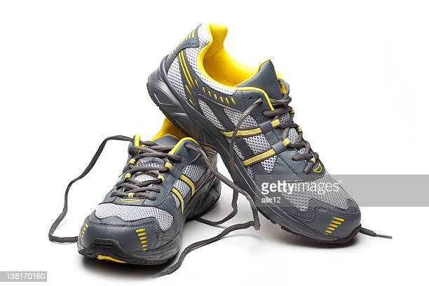 sport shoes - sports shoe stock pictures, royalty-free photos & images