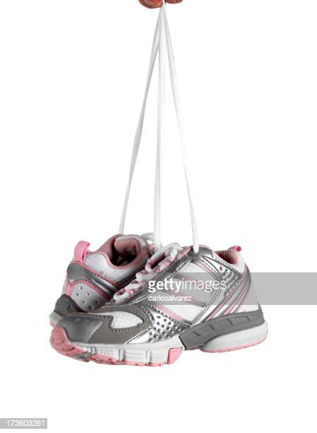 Sport Shoes w/Clipping path