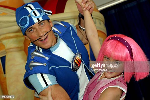 Lazytown live stock photos and pictures getty images