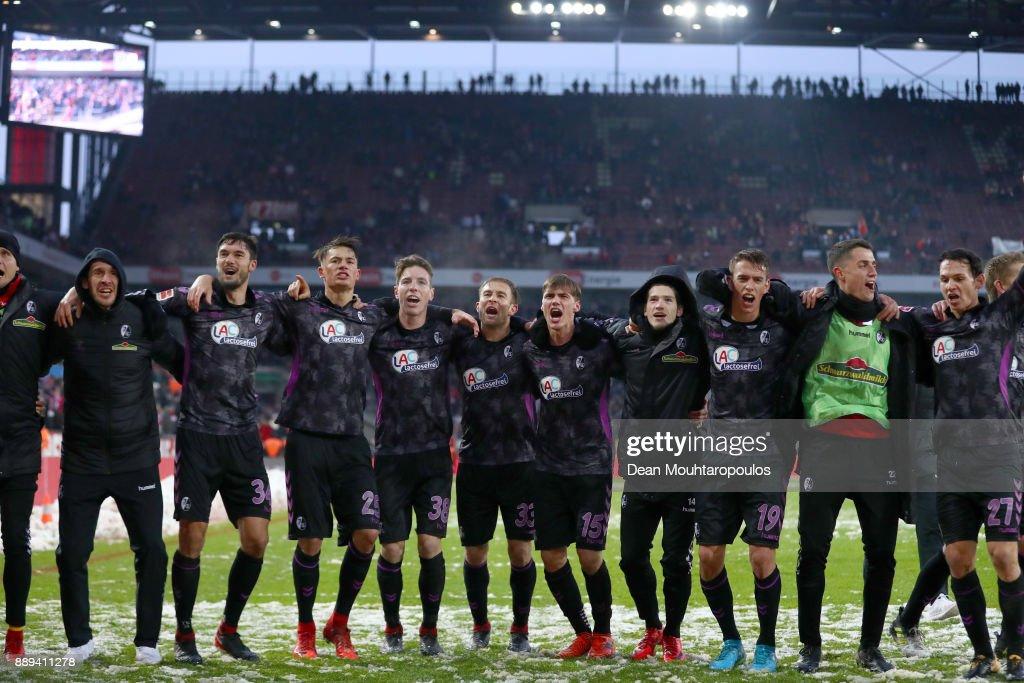 1. FC Koeln v Sport-Club Freiburg - Bundesliga : News Photo