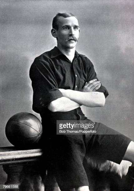 Sport/Football circa 1896 Gavin Crawford who had played for Sheffield United before moving on to Woolwich Arsenal