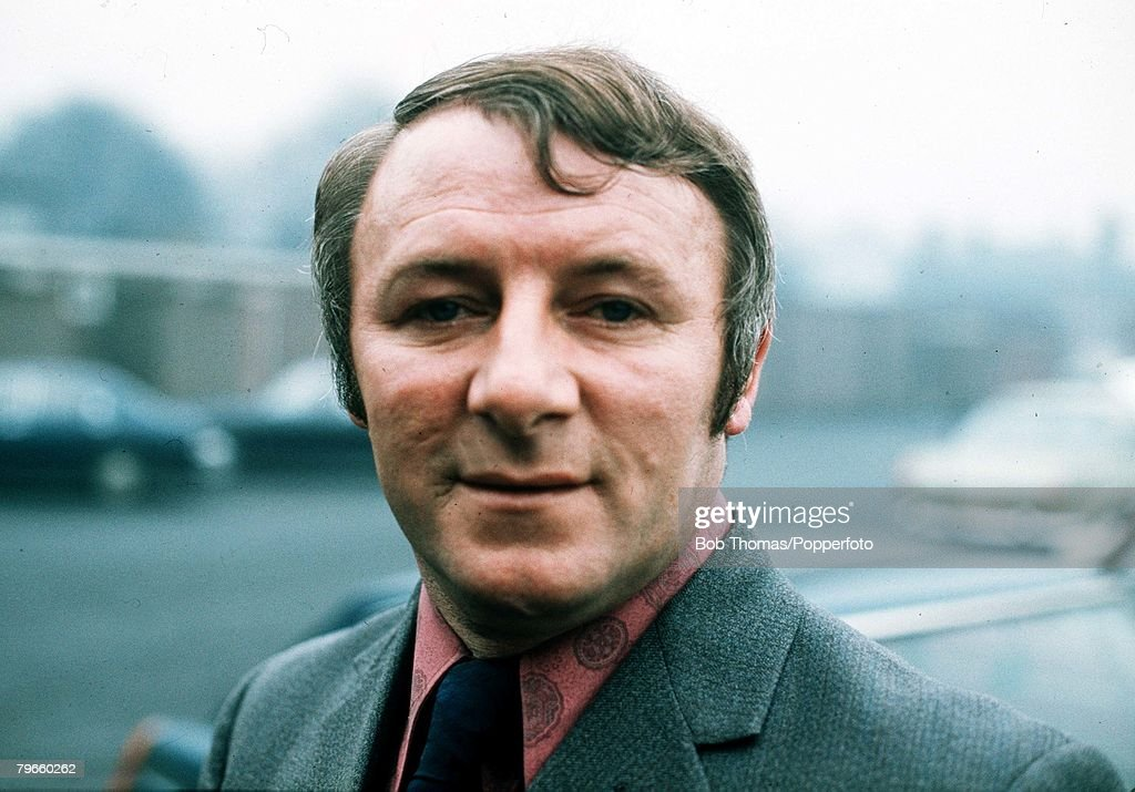 Sport/Football, 1974, Tommy Docherty, Manchester United Manager, portrait : News Photo