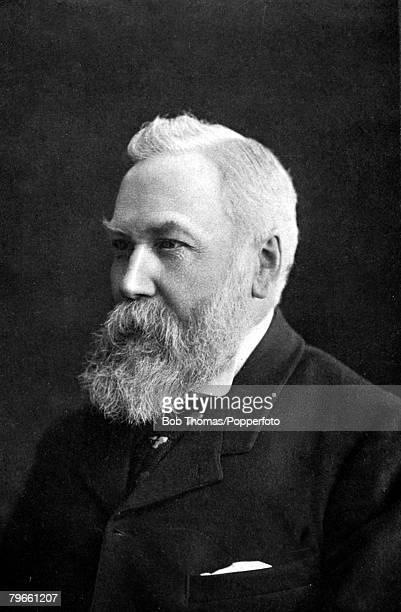 Sport/Football, William McGregor, Founder of the Football League, He was the driving force behind the formation of the Football League consisting of...