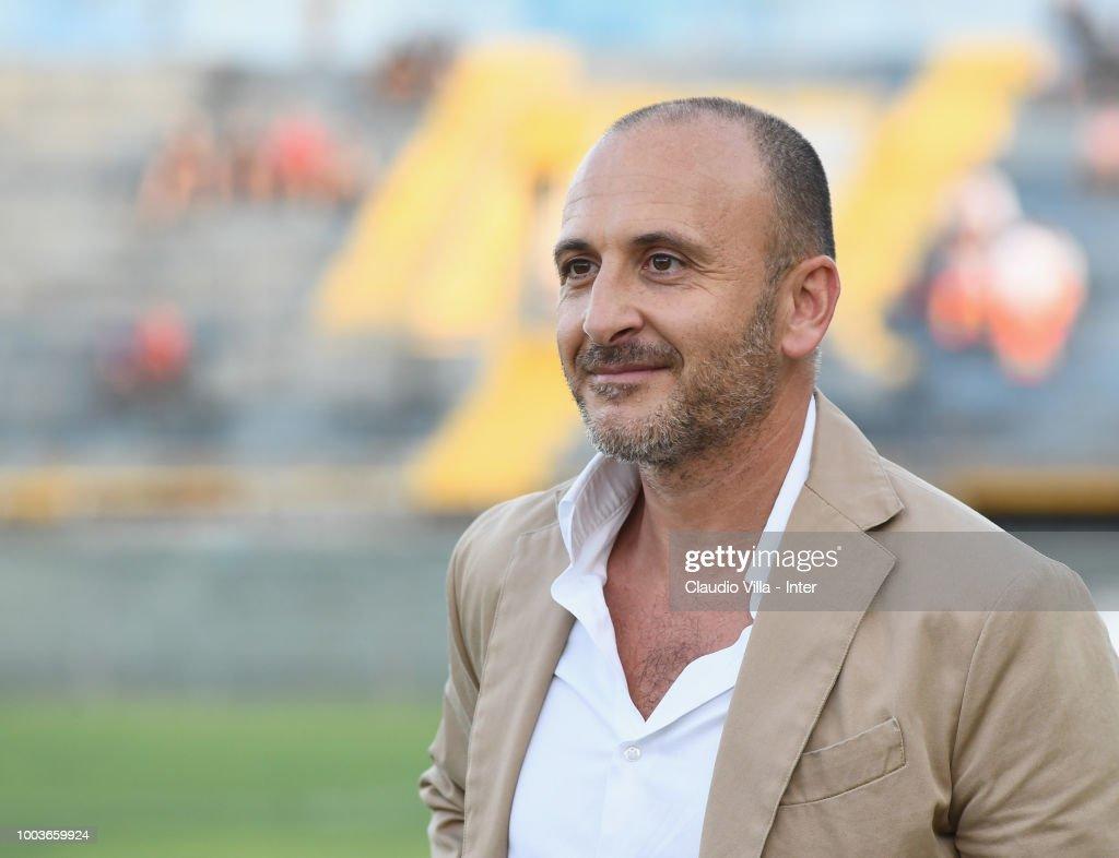 FC Internazionale v FC Zenit Saint Petersburg - Pre-Season Friendly : News Photo