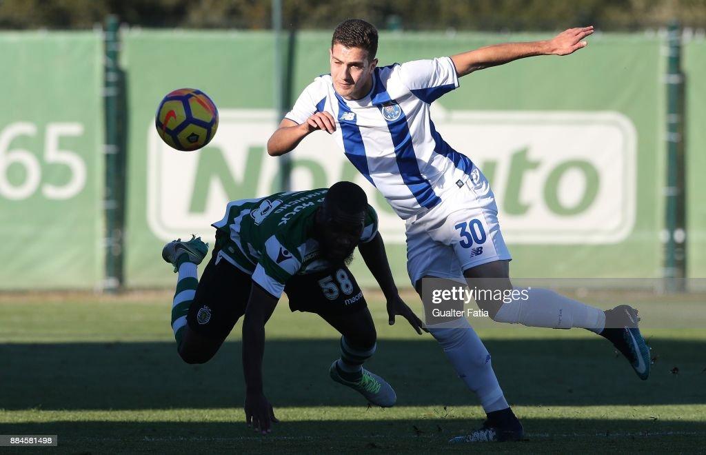Sporting CP B v FC Porto B - Segunda Liga : News Photo