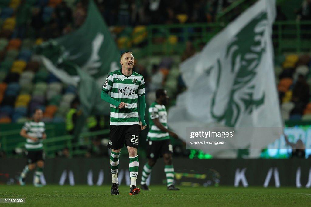 Sporting CP v Vitoria Guimaraes - Primeira Liga