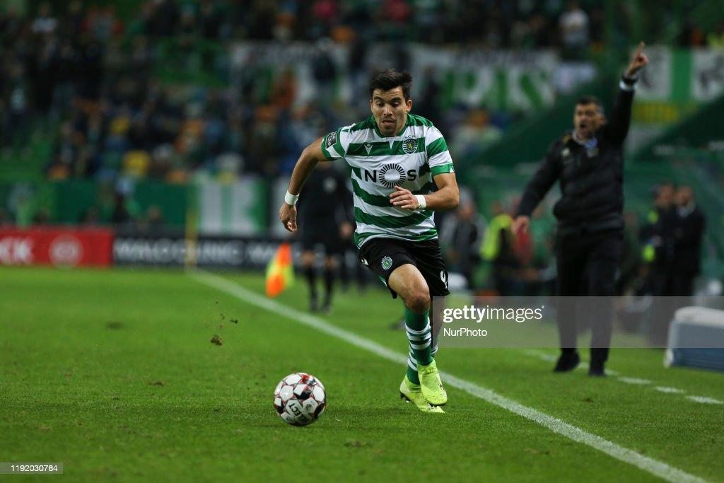 Sporting CP v FC Porto - Liga NOS : News Photo