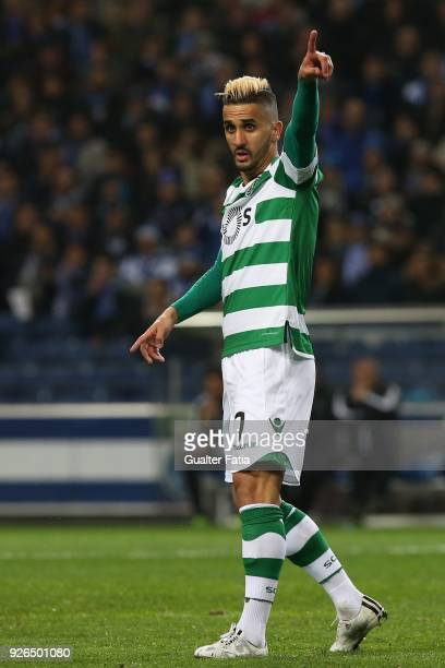 Sporting Cp Forward Ruben Ribeiro From Portugal In Action During The Primeira Liga Match Between Fc
