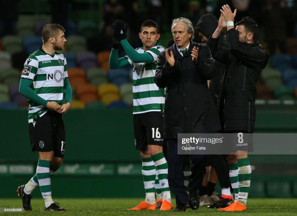Sporting CP v FC Pacos de Ferreira - Primeira Liga : News Photo
