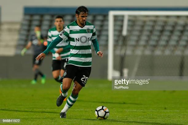 Sporting CP Midfielder Bryan Ruiz from Costa Rica during the Premier League 2017/18 match between CF Os Belenenses v Sporting CP at Estadio do...