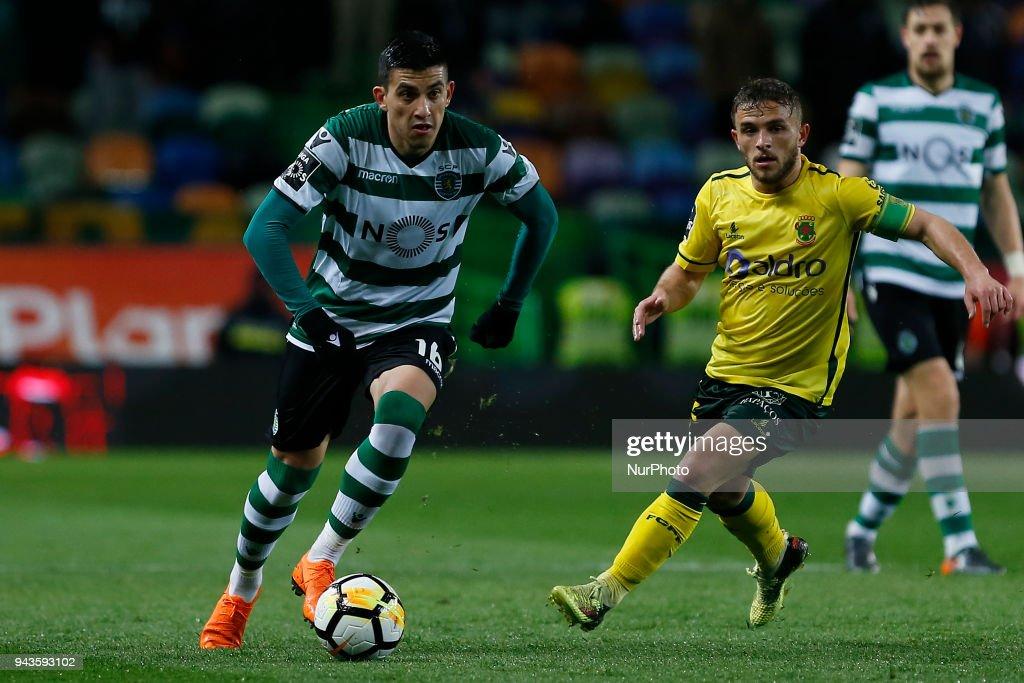 Sporting CP v Pacos de Ferreira - Primeira Liga : News Photo