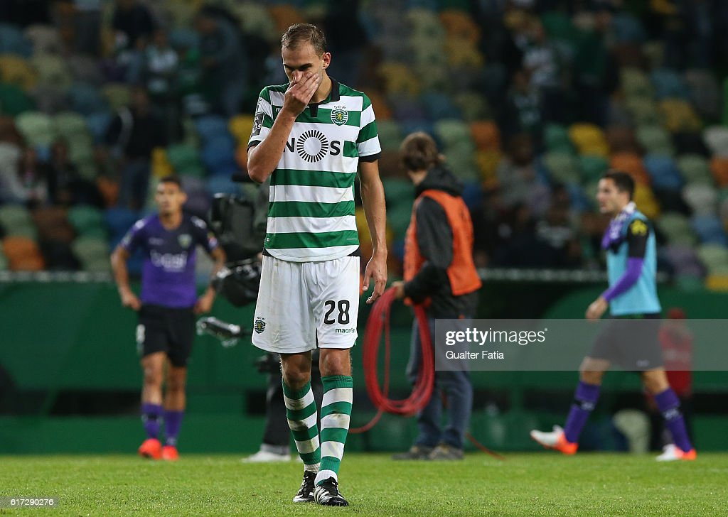 Sporting CP v Tondela - Primeira Liga : News Photo