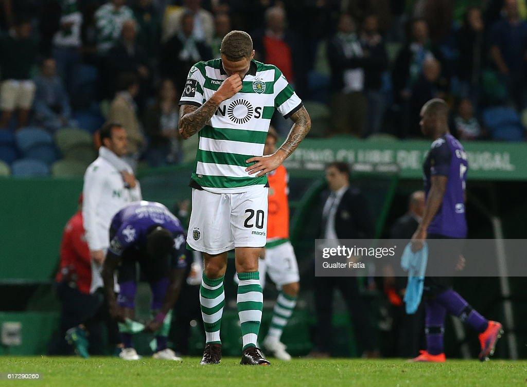 Sporting CP v Tondela - Primeira Liga
