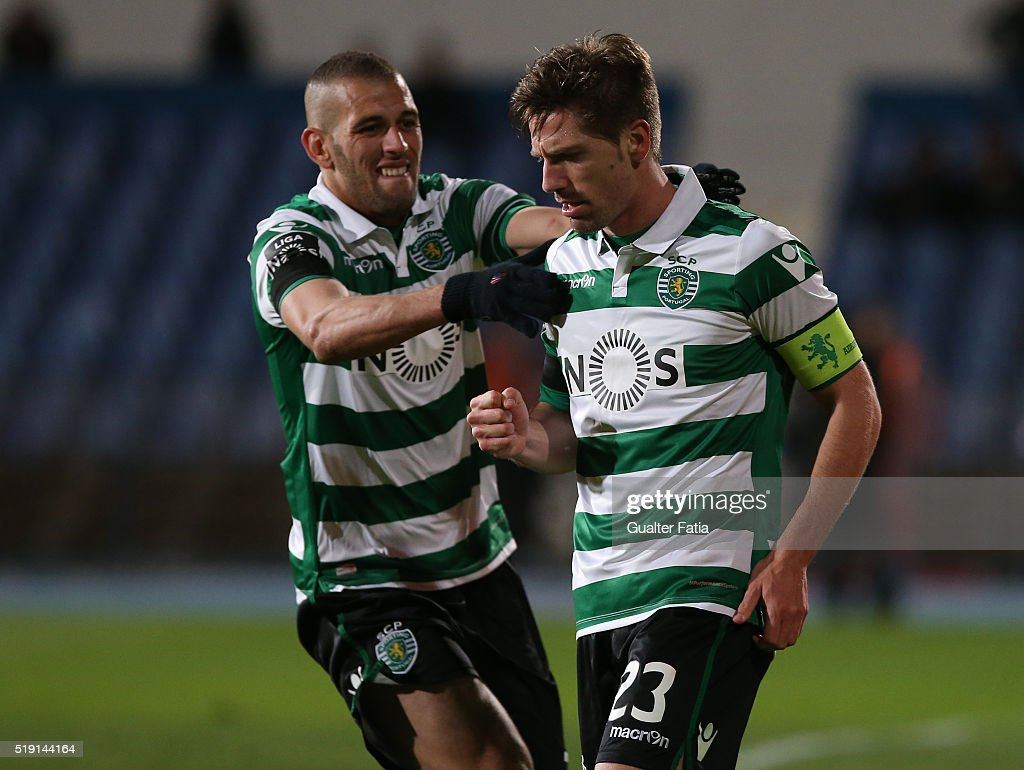 Os Belenenses v Sporting CP - Primeira Liga : News Photo