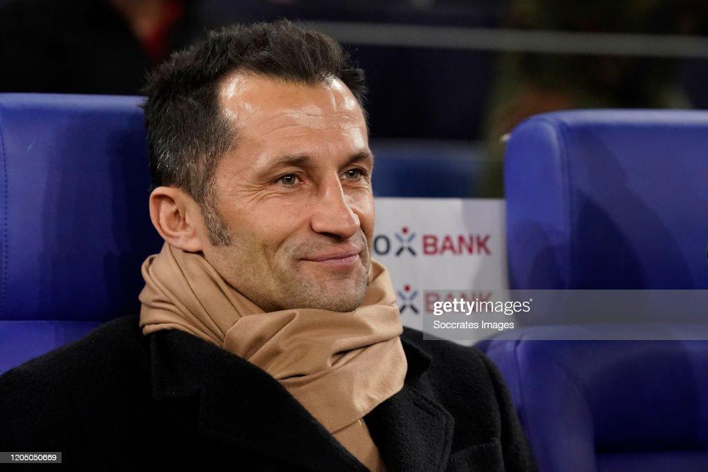 Schalke 04 v Bayern Munchen - German DFB Pokal : News Photo