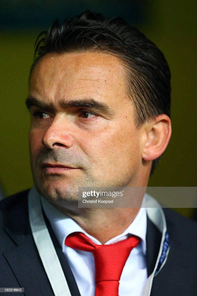 Borussia Dortmund v Ajax Amsterdam - UEFA Champions League