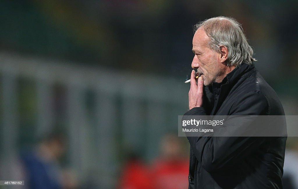 US Citta di Palermo v AS Roma - Serie A : News Photo
