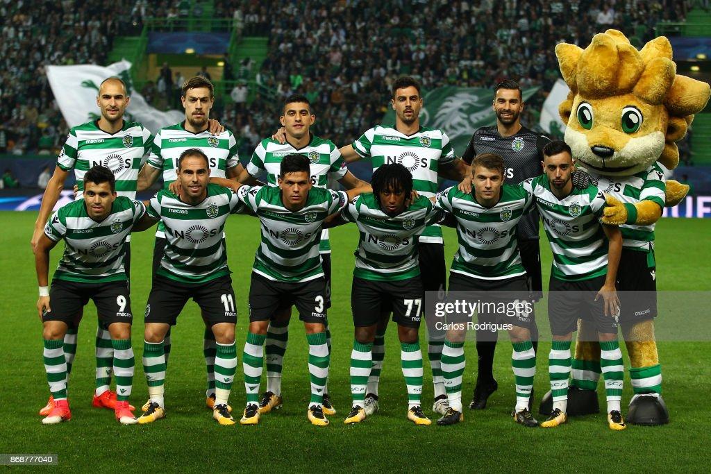 Sporting CP v Juventus - UEFA Champions League