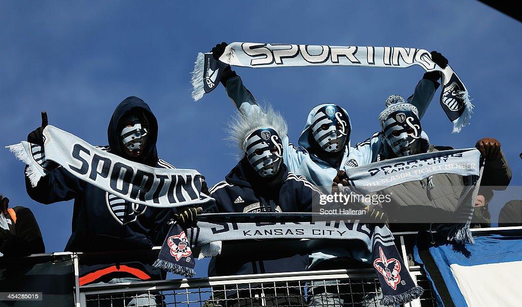 2013 MLS Cup - Real Salt Lake v Sporting Kansas City : ニュース写真