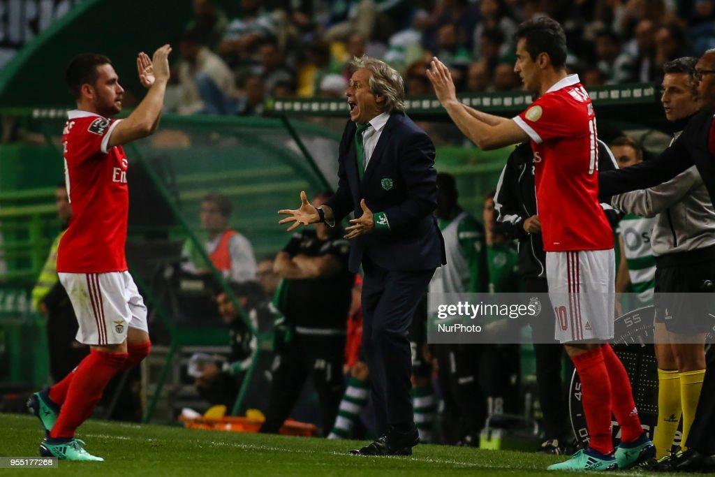 Sporting CP v Benfica - Primeira Liga