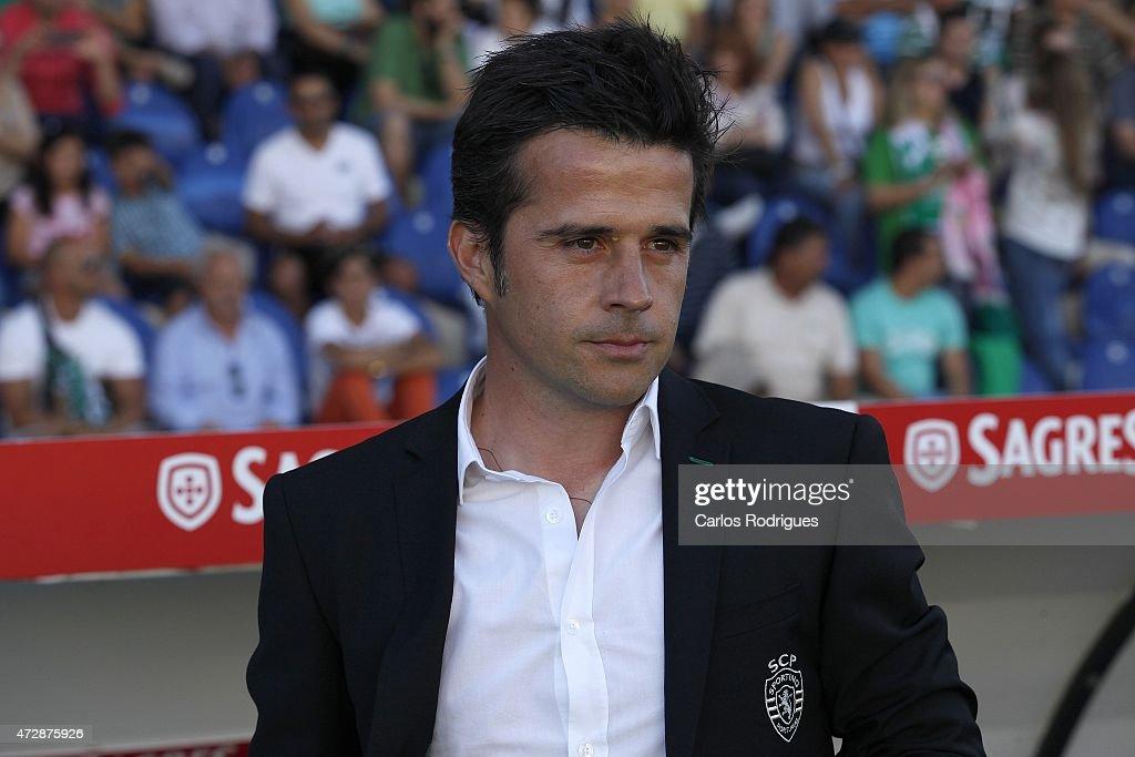 Estoril v Sporting CP - Primeira Liga : News Photo