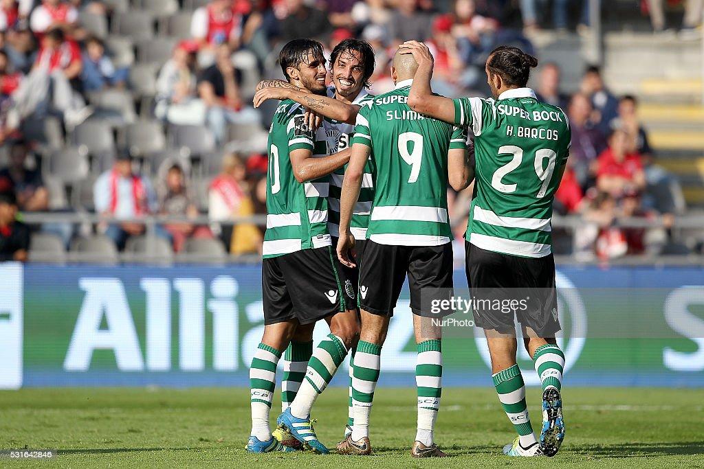 SC Braga v Sporting CP - Primeira Liga : News Photo