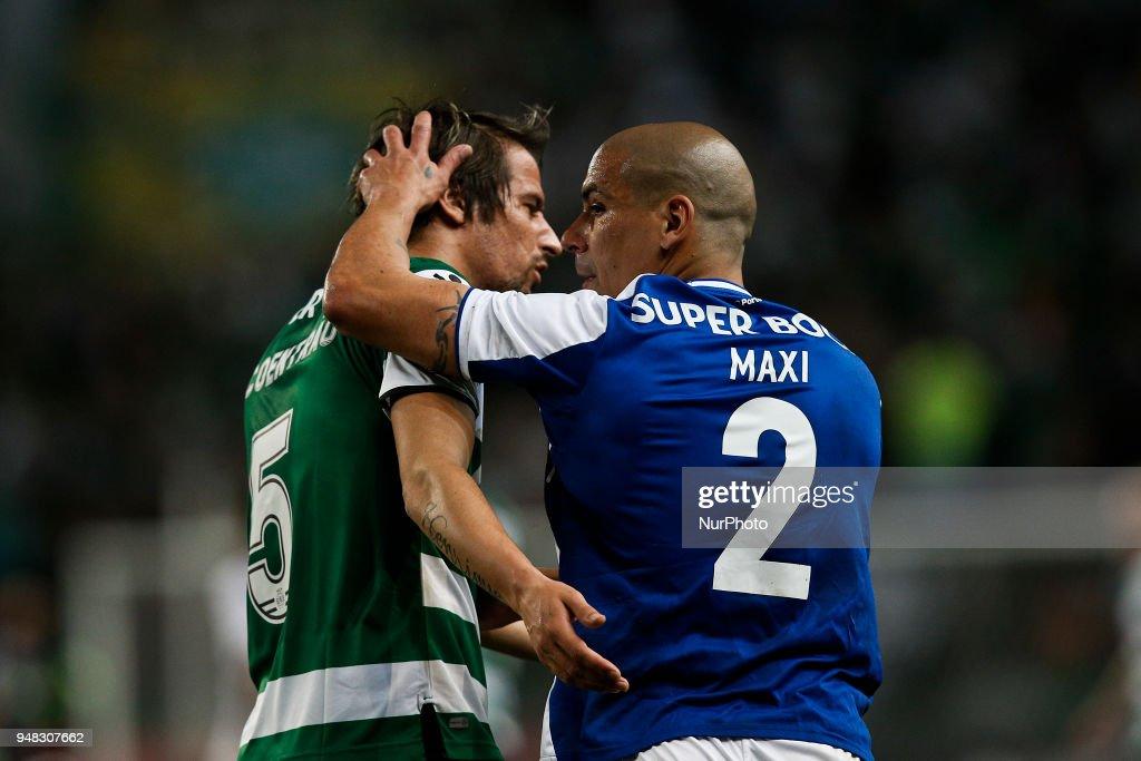 Sporting CP v FC Porto  - Portuguese Cup