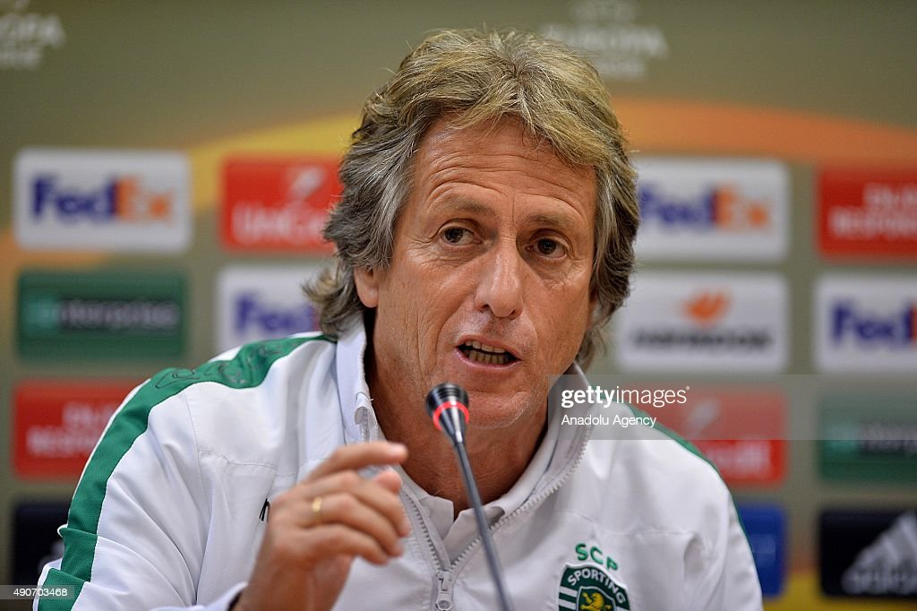 Sporting press conference : News Photo