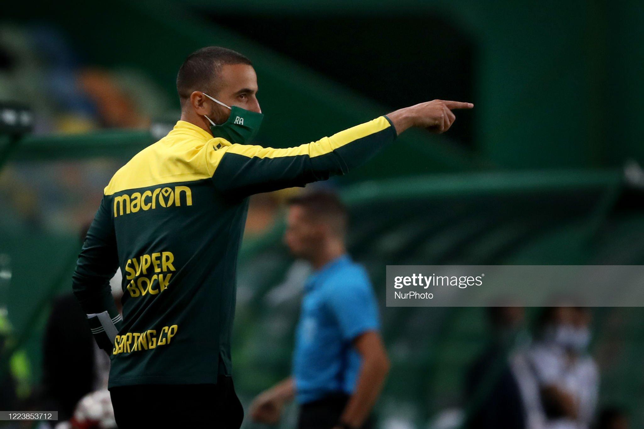 Sporting CP x Gil Vicente FC - Primeira Liga : News Photo