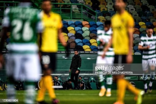 PRT: Sporting CP v Rio Ave FC - Liga NOS