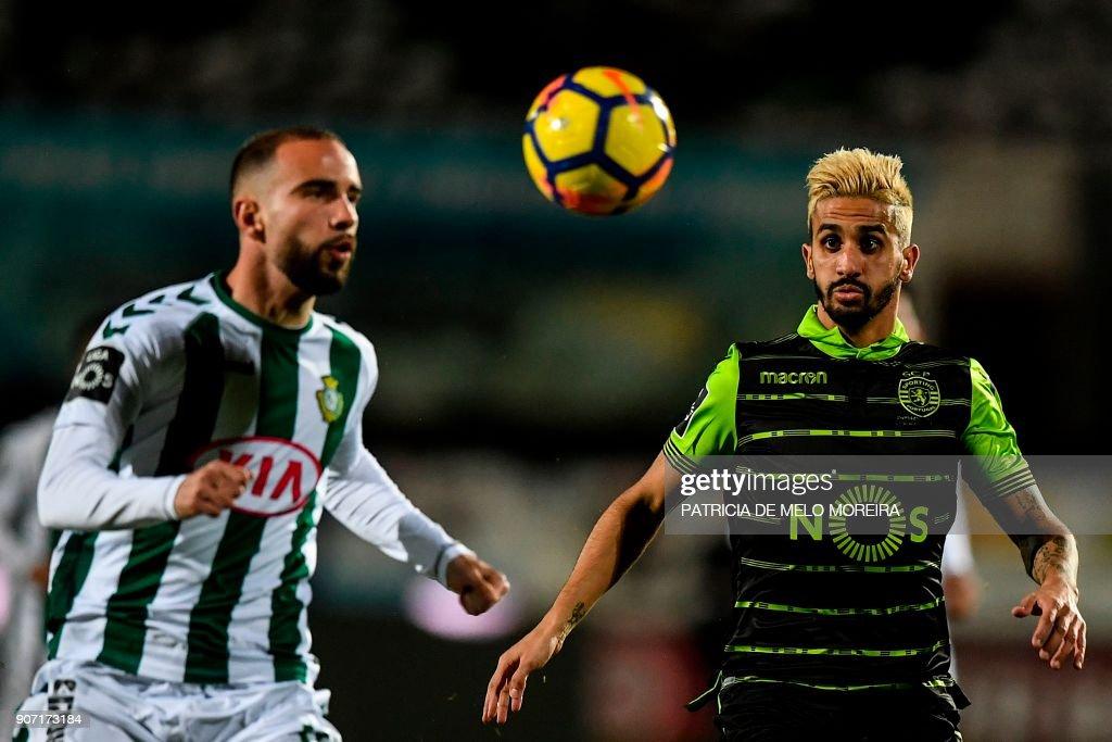 Vitoria Setubal v Sporting CP - Primeira Liga