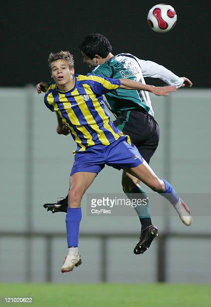 Sporting's Rodrigo Tello in action during the Portuguese Cup fourth round match between União da Madeira and Sporting Lisbon in Madeira Portugal on...