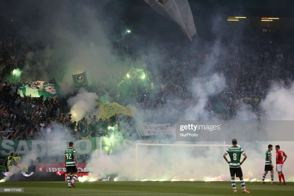 Sporting CP v Benfica - Primeira Liga : News Photo